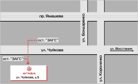 В Казани изменяется схема