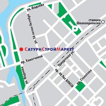 Волгоград, Фадеева улица.