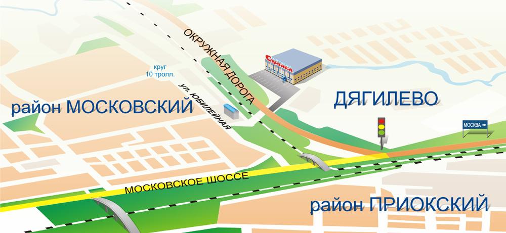 Лесозавод Астана На Карте