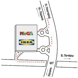 Белая дача схема магазинов фото 992